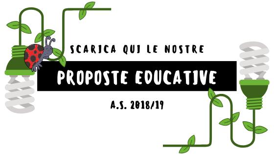 Proposte Didattiche 2018/19